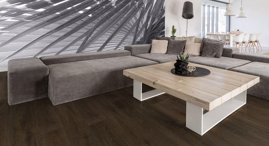 Wodoodporne panele winylowe Kronostep SPC – od salonu po kuchnię i łazienkę