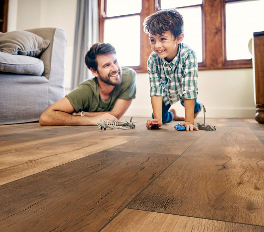 Formaty paneli podłogowych – wymiar ma znaczenie